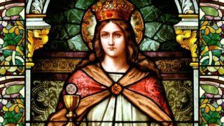 Św. Barbara – patronka górników