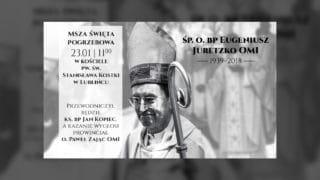 Dziś pogrzeb bp. Juretzki OMI – Apostoła Pigmejów
