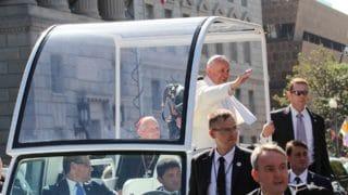 Papież zakończył wizytę wPeru