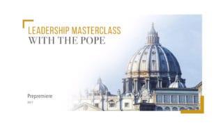 Polacy motorem programu firmowanego przez papieża?