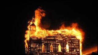 Chile: przedwizytą papieża spłonęło kilka świątyń