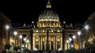 Watykan poinformował ośmierci dwóch biskupów chińskich
