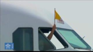 Papież wrócił doRzymu