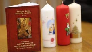 Dziś rozpoczyna się Tydzień Modlitw oJedność Chrześcijan