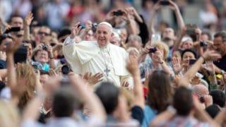 Papież Franciszek kończy dziś 82 lata