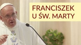 Franciszek: Trzeba pościć konsekwentnie, pomagając innym