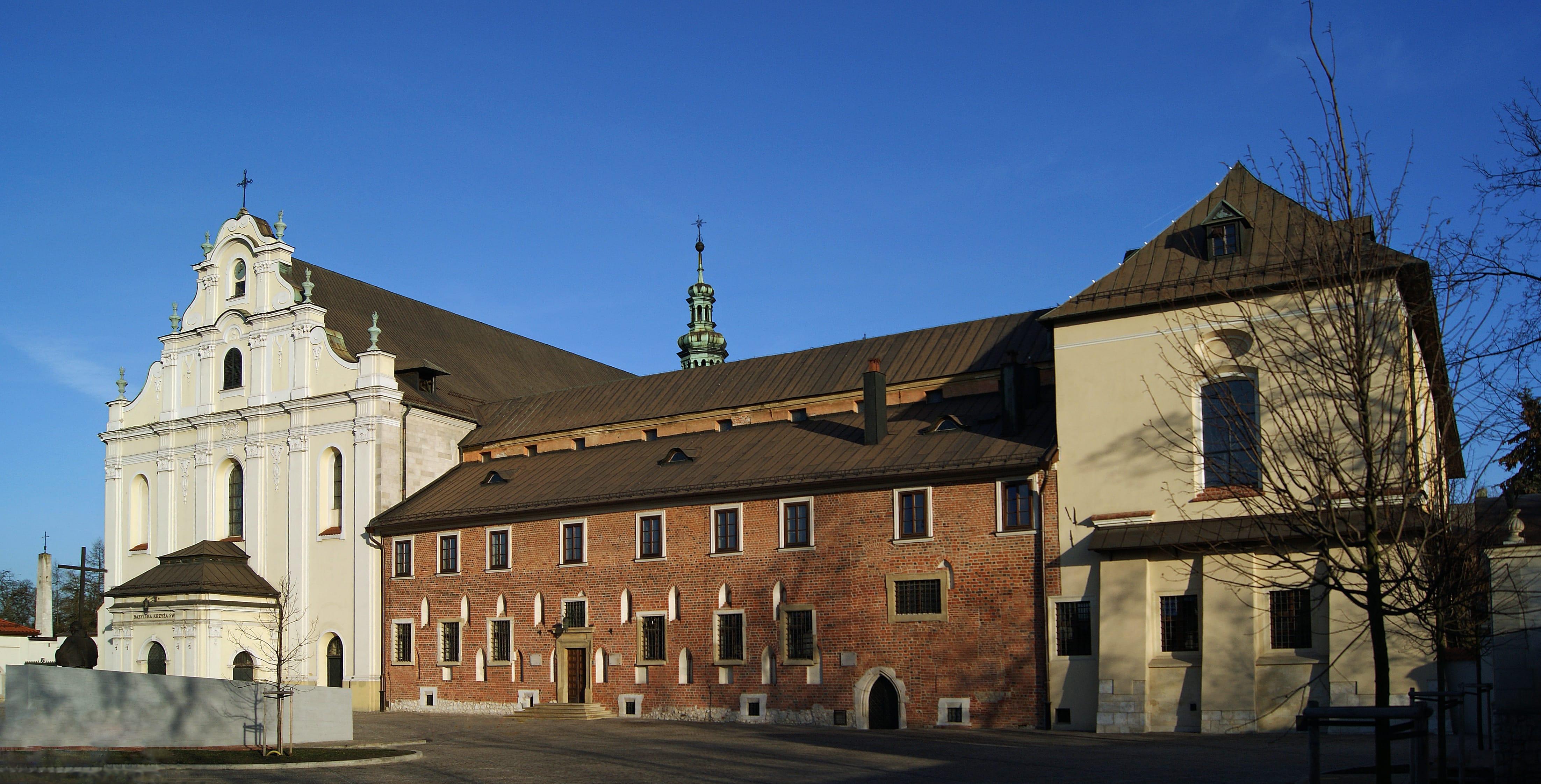 Powstaje Muzeum Duchowości iKultury Cystersów