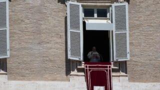 Franciszek: źródłem prawdziwej nieczystości jest ludzki grzech
