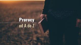 Prorocy odAdoZ