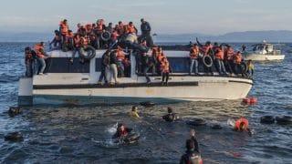 Ponad 12 tys. uchodźców utonęło wMorzu Śródziemnym