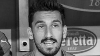 Włochy: pogrzeb kapitana Fiorentiny