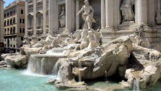 Pieniądze zesłynnej fontanny nadal będą wspomagać Caritas