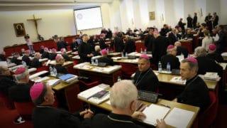 Kościół aodzyskanie niepodległości. Obrady Episkopatu
