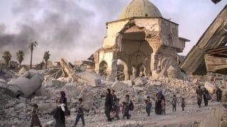Chrześcijanie zIraku wracają dozburzonych domów
