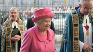 Kapelanem królowej Elżbiety został katolik