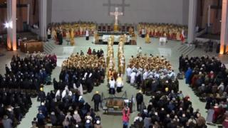 Msza Święta za5 lat pontyfikatu papieża Franciszka [TRANSMISJA]