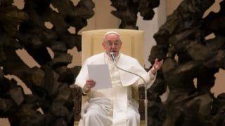 Franciszek: niech państwa przejdą odsłów doczynów