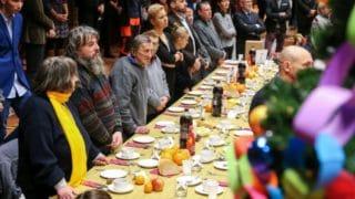 Wcałej Polsce odbędą się wigilie iświąteczne obiady dla ubogich