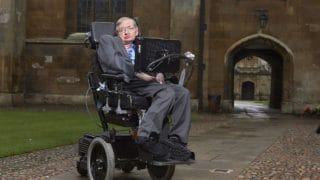 Stephen Hawking spocznie wopactwie Westminsterskim