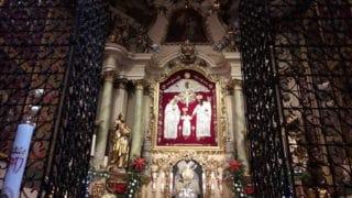 Nuncjusz odwiedził sanktuarium św.Józefa wKaliszu