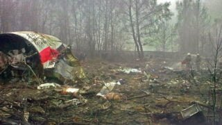 NaPowązkach uczczono pamięć ofiar katastrofy smoleńskiej