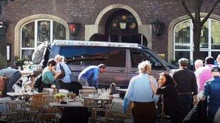 Nabożeństwo ekumeniczne wintencji ofiar ataku wMünster