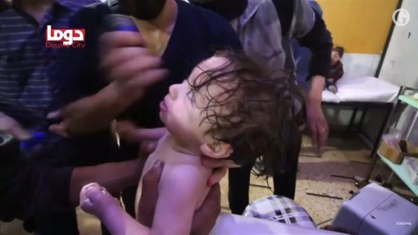 50 dzieci zmarło wobozie dla uchodźców wSyrii