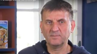 Marek Kamiński ufranciszkanów przedwyprawą