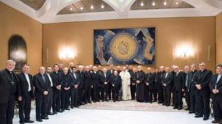 Papież przyjął przedstawicieli episkopatu Chile