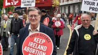 Sąd Najwyższy odrzucił projekt liberalizacji aborcji wIrlandii
