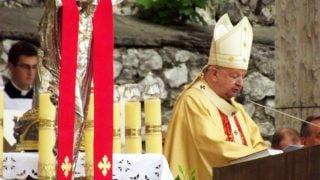 Uroczystości ku czci św.Stanisława naWawelu