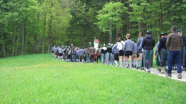 Nowy europejski szlak pielgrzymkowy: odBałtyku doRzymu