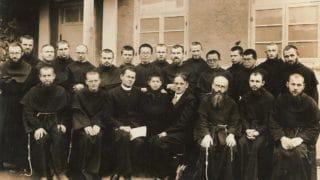 Nieznane wcześniej zdjęcie św.Maksymiliana