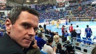 BpMilewski: Wierzę, żewyjdziemy zgrupy ikibicuję
