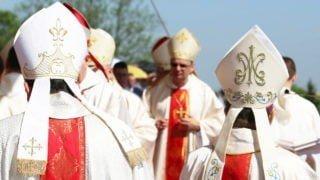 Rozpoczęło się zebranie polskich biskupów