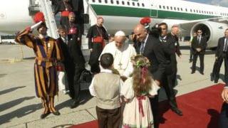 Dziś Franciszek pielgrzymuje doGenewy [LIVE]