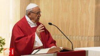 Franciszek: uwaga nakarierowiczostwo wKościele