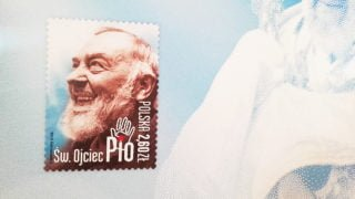 Św. Ojciec Pio będzie miał wPolsce swój znaczek