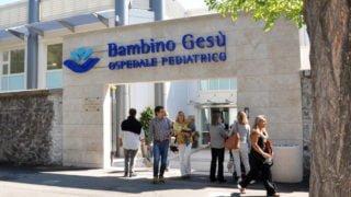 Watykański szpital otwiera pierwsze hospicjum dziecięce wRzymie