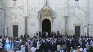 Włochy: papież Franciszek przybył doBari