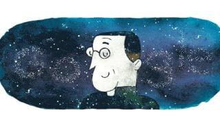 Dlaczego Google-Doodle pokazują dziś głowę księdza?
