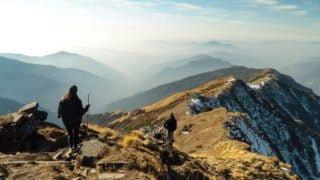 7powodów, dla którychchodzenie wgóry todla mnie duchowe przeżycie