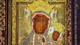 Obraz Matki Boskiej Częstochowskiej trafi docerkwi wPetersburgu