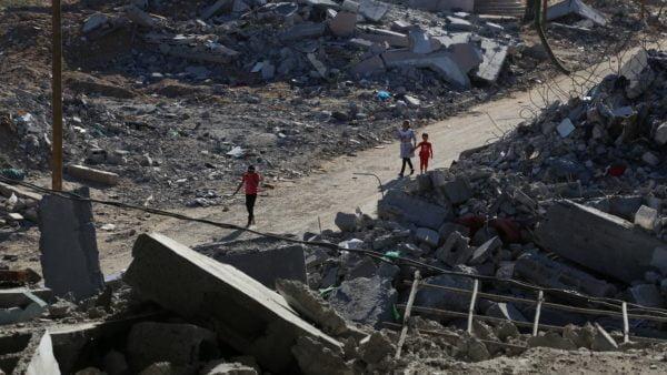 Wielkopostna akcja Caritas Internationalis dla Strefy Gazy