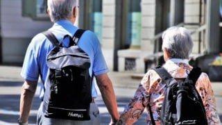 Para emerytów zFrancji ewangelizuje poprzez BlaBlaCar