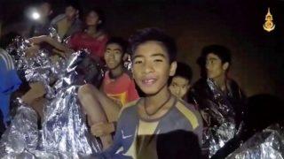 """Tajlandia: drużyna """"Dzików"""" uratowana!"""