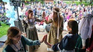 Franciszkanie zapraszają dzieci doNiepokalanowa