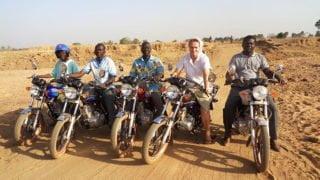 Pomóż misjonarzom kupić motocykl. Albokonia