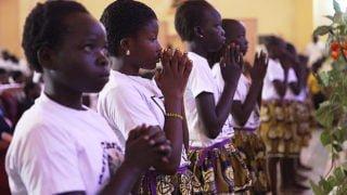 Chrześcijaństwo rozkwita wAzji iAfryce