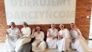 Siostry zBroniszewic laureatkami nagrody Viventi Caritate